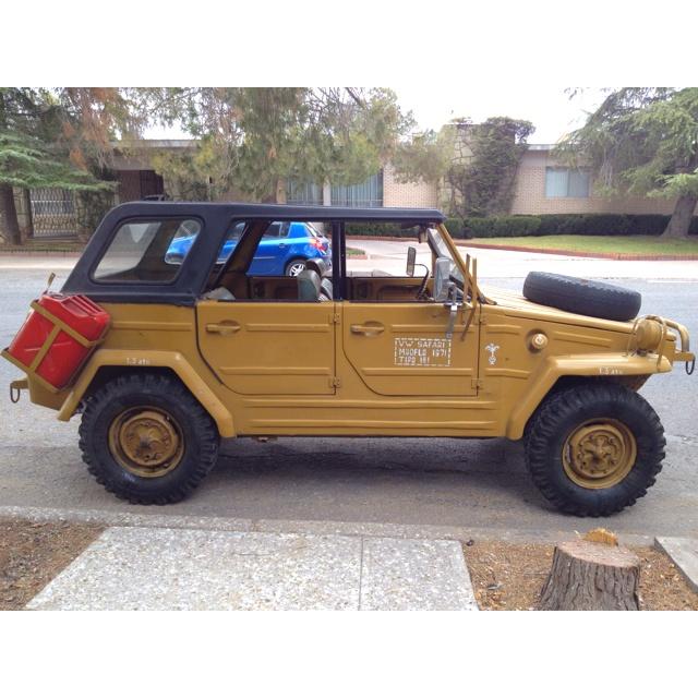 VW safari!!