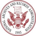 """""""Littera Scripta Manet"""" USA National #Archives and Records Administration's motto"""