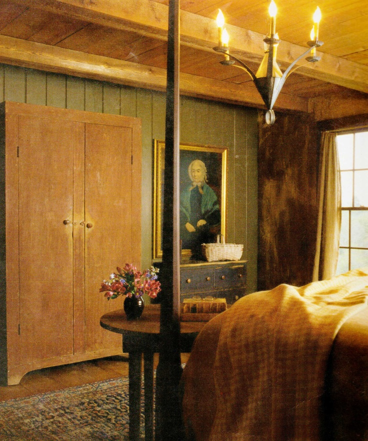 Early American Bedroom Furniture Vaulted Ceiling Bedroom Bedroom Furniture Oak Bedroom Bed Head Ideas: 1000+ Images About Early American Bedrooms On Pinterest