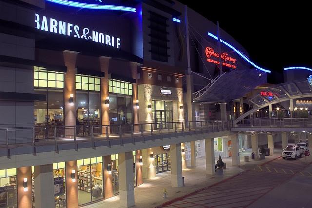 Stonebriar Mall in Frisco, Texas