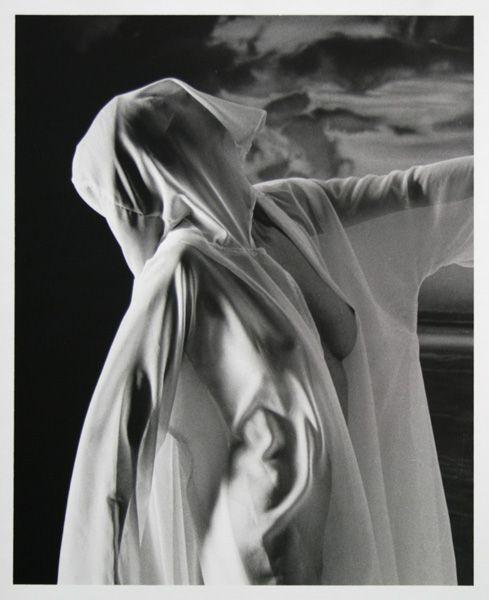 Shekina nue de la série de Leonard Nimoy- Spock photographer
