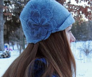 How to Sew a Cute Cloche Hat - Instructables