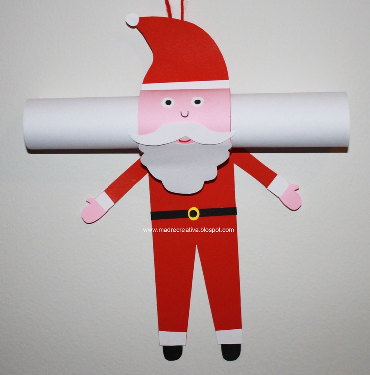 27 best t p christmas images on pinterest christmas diy for Toilet paper roll crafts for adults