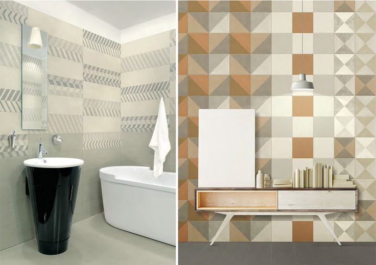 Tile Expert · Chevrons. Rediscovery of Cersaie 2015