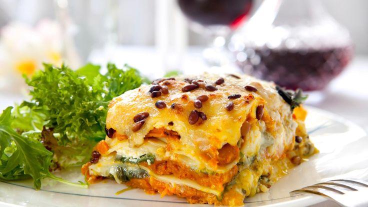 Noch immer nicht die perfekte vegetarische Lasagne gefunden? Mit diesem Rezept hat das Suchen ein Ende!