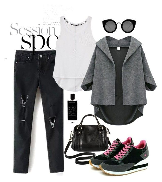"""""""♥♥"""" by lemizzle on Polyvore featuring Rebecca Minkoff, Quay, Merona and Agonist"""