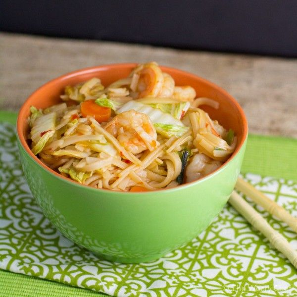 Easy healthy rice noodle recipes