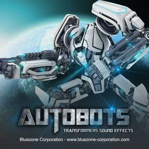 مؤثرات فلم ترانسفورمرز الصوتية Bluezone Corporation Autobots - Transformers Sound Effects - مؤثرات وخلفيات صوتية للمونتاج MP3, WAV