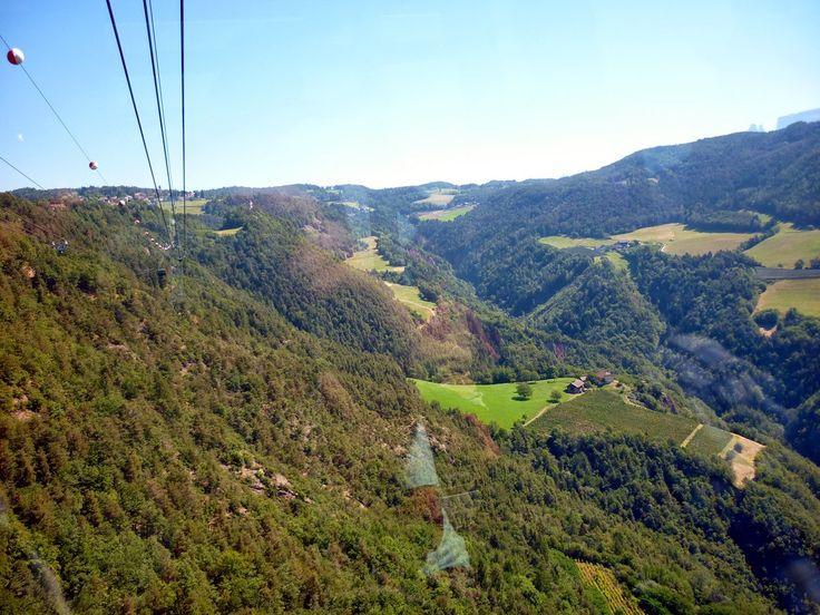 Montagna di Viaggi - Blog di montagna, viaggi e outdoors: Le piramidi di terra sull'altopiano del Renon