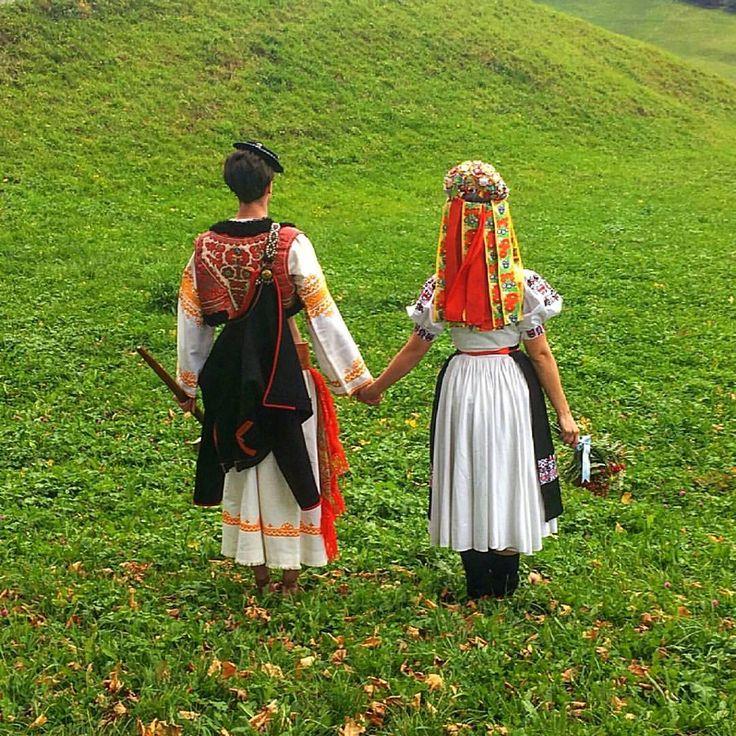Láska hory prenáša. Aj Detvanca k Púchovčanke  Slovakia