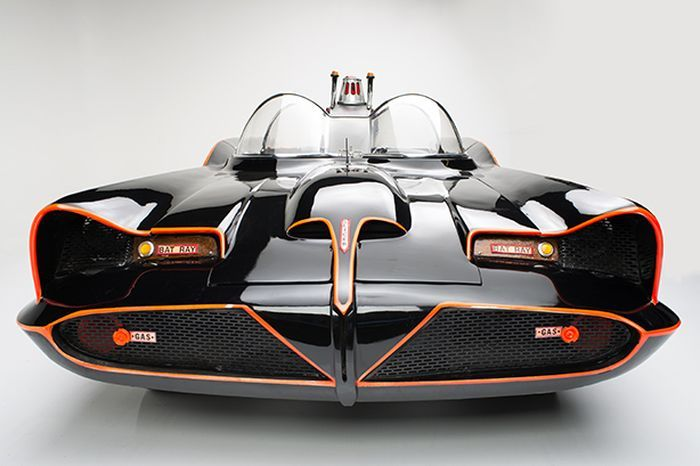 Like a batarang, the original Batmobile comes up for sale again | Hemmings Daily