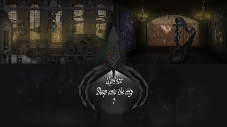 Dear passangers! Enjoy more secrets in the world of Dark Train. Free update 'Deep Into the City' is live on Steam.