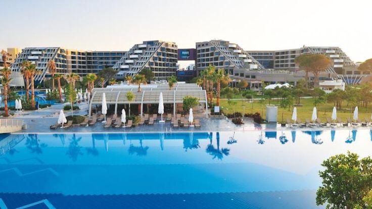 Hotel Susesi Deluxe Resort, Belek, Antalya, Turcia