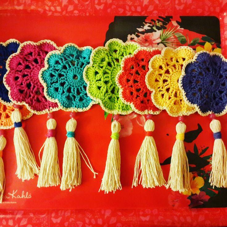 Gypsy Flower Crochet