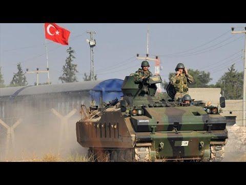¿Invasión inminente en siria ¿Qué oculta el despliegue militar saudí en ...