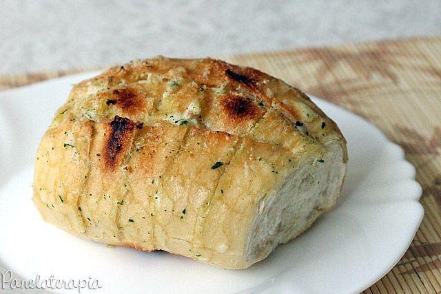PANELATERAPIA - Blog de Culinária, Gastronomia e Receitas: Pão de Alho para Churrasco