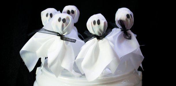 Cómo hacer paletas Fantasma