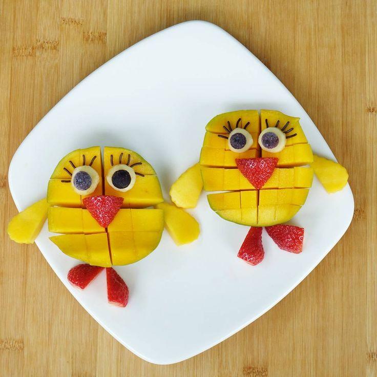 Mango chicks by Sandra en Jaira  Dutchies (@keukenknutsels)