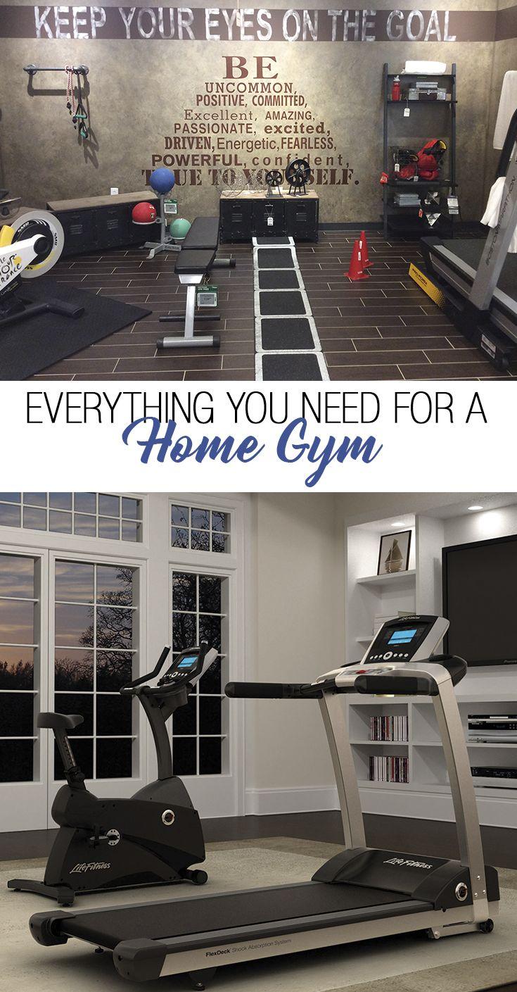 Best 25 Home Gym Decor Ideas On Pinterest Workout Room
