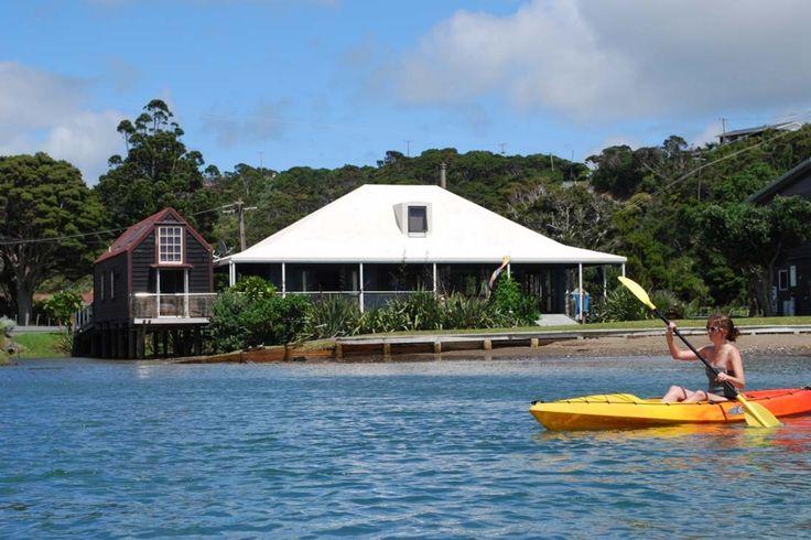 Stunning ocean-front beach house- Tutukaka harbour in Tutukaka, Tutukaka Coast | Bookabach
