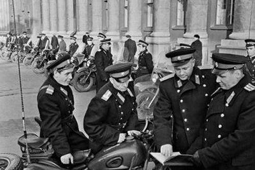 Советская Милиция (28 фото)