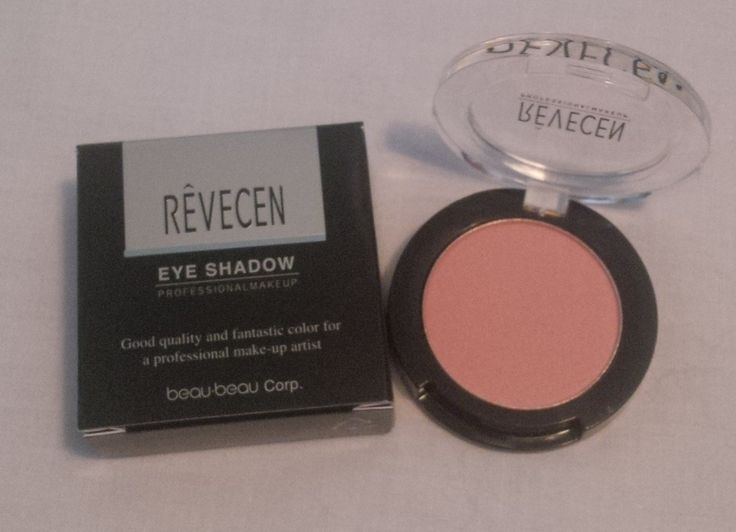 Revecen Colour Eye Shadow in B102 Pearl Light Salmon. Pastel Hues. RRP $10. Selling: $3 + Postage