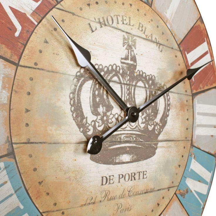 Die besten 25+ Wanduhr xxl Ideen auf Pinterest Xxl uhren, Uhren - wanduhren wohnzimmer modern