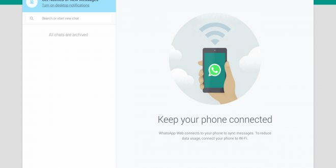 """whatsapp web"" رابط موقع واتساب ويب باللغة العربية مع الشرح"