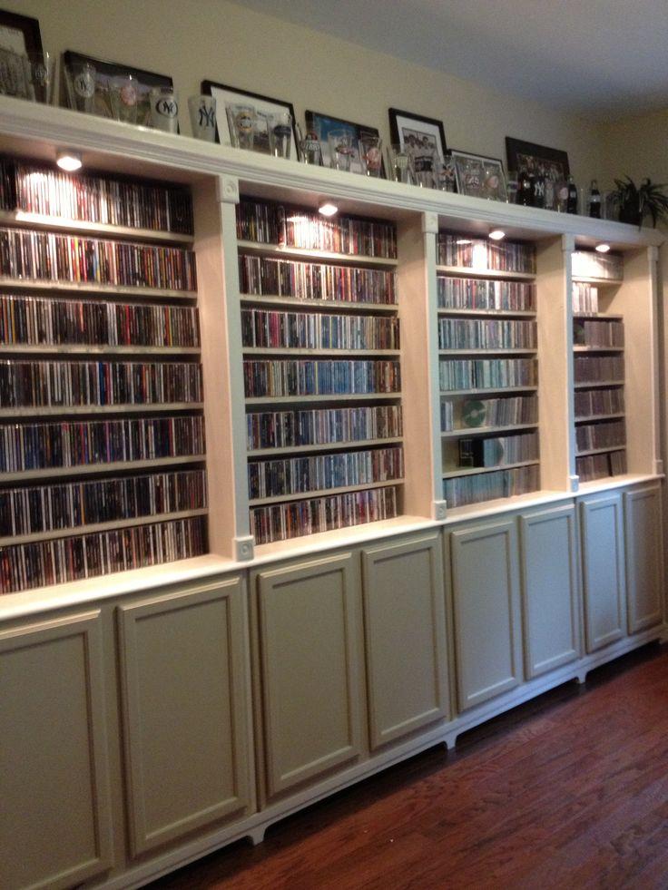 CD storage. Need this!!
