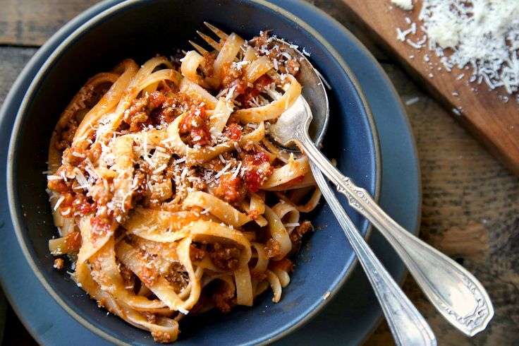 """After the death in 2013 of Marcella Hazan, the cookbook author who changed the way Americans cook Italian food, The Times asked readers which of her recipes had become staples in their kitchens Many people answered with one word: """"Bolognese."""" So here it is: Ms Hazan's classic, go-to Bolognese sauce, which one reader called """"the gold standard."""" Try it and see for yourself."""