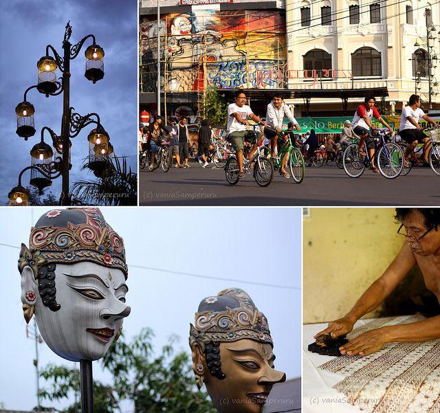 Solo a.k.a Surakarta, Central Java.