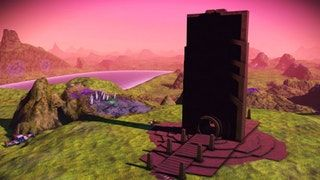 New Portal discovered in my home system!|No Man's Sky| Hello Games