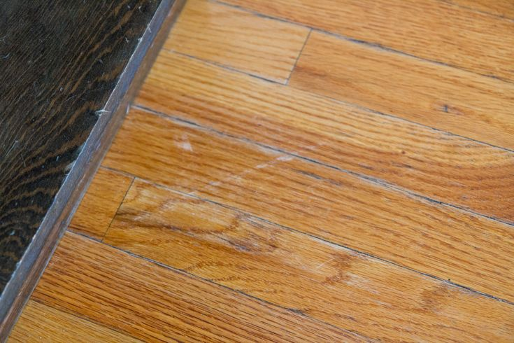 how to clean floors of smoke and mildew