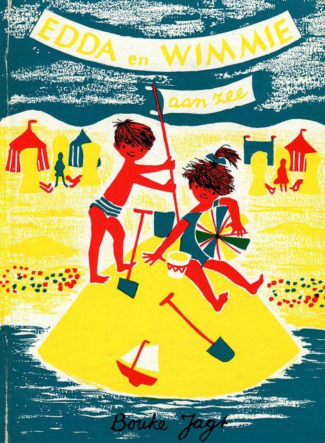 vintage children's book cover by Ninainvorm, via Flickr