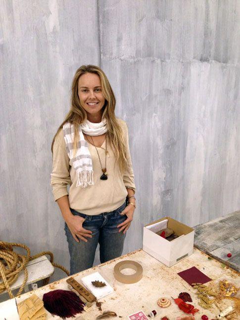 Sibella Court Interiors Styling 101 Workshop held at The Establishment Studios (Main Warehouse) 2013