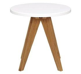 Sapporo White Side Table