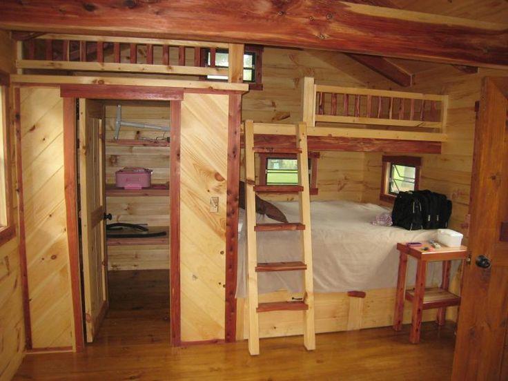 trophy amish cabins llc xtreme split level originally. Black Bedroom Furniture Sets. Home Design Ideas