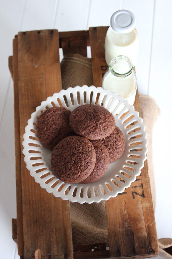 Supersofte Nutella-Kekse