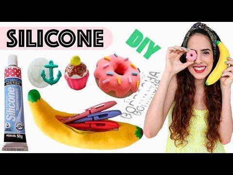 DIYs DONUT: CAPINHA de CELULAR, PULSEIRA, DONUT GIGANTE e + | Paula Stephânia - YouTube