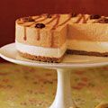 Chocolate Dessert Recipes - Caramel Macchiato Cheesecake at WomansDay.com - Woman's Day