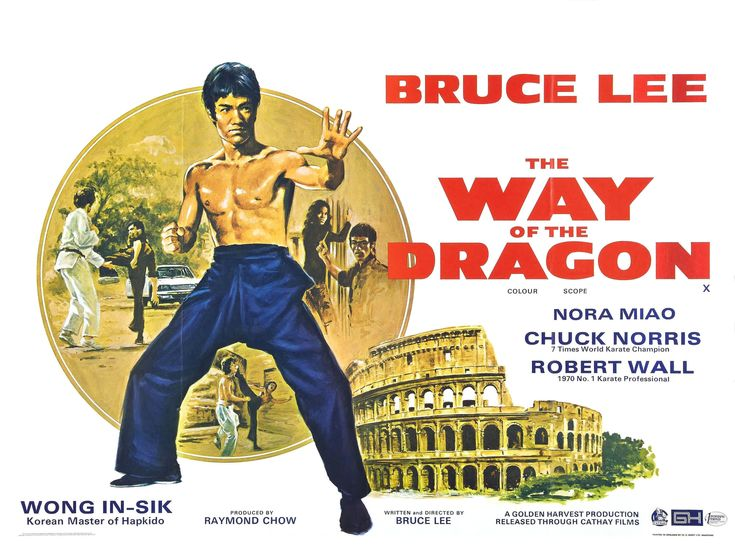 Image result for Way of the Dragon 1972