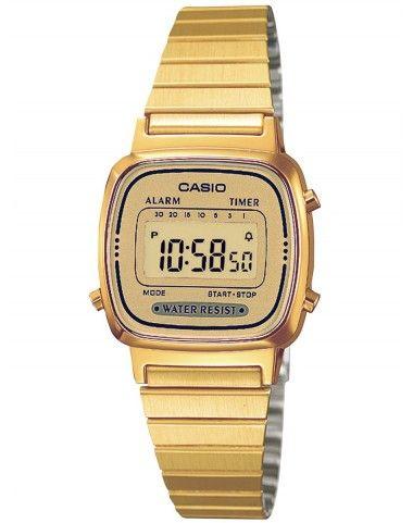 Zegarek CASIO LA670WEGA-9EF CASIO SPORT;CASIO RETRO LA670WEGA -9EF