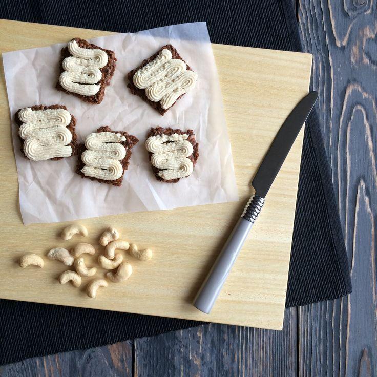 Кремовый сыр из кешью (raw vegan)