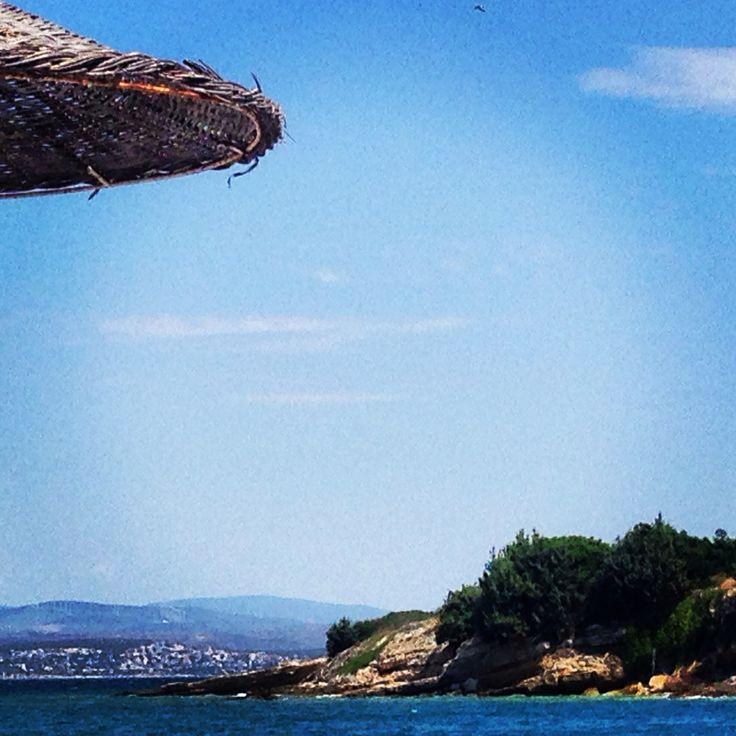 Çeşme Dalyan Beautiful water, away from the crowd