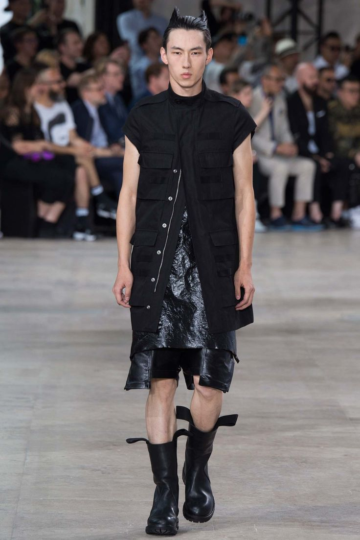Pull On SCUBA boots Spring/summerRick Owens exjEjmpg7Z