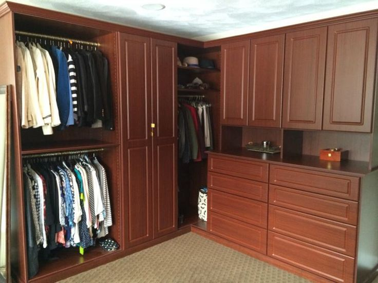 Dressing Room By Closets By Design  Boston Carolyn Scarinci