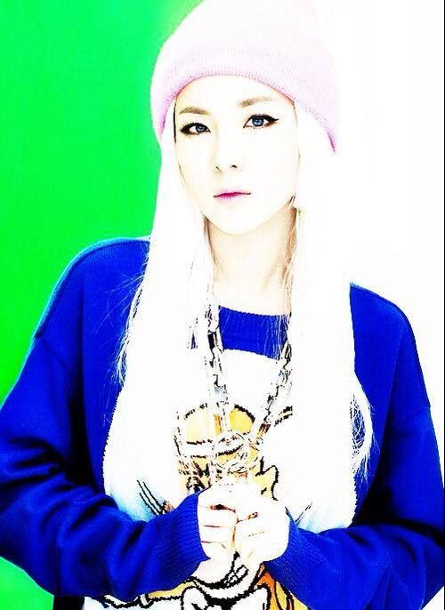 #2ne1 #Dara #GottaBeYou #MV