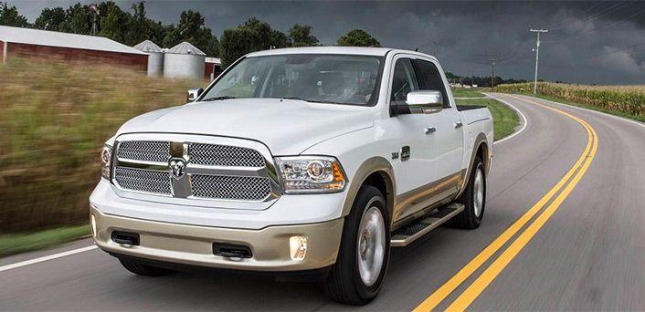 Le camion Ram 1500 le plus éconergétique au pays avec le tout nouveau V6 EcoDiesel
