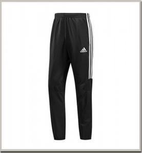Зауженные спортивные штаны для девушек