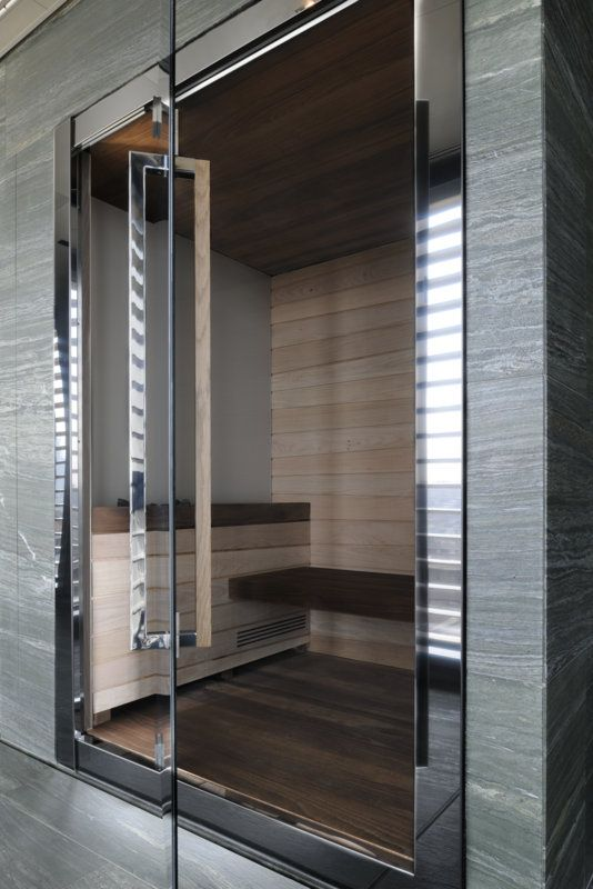 | SPA | experience a new type of sophisticated dry sauna